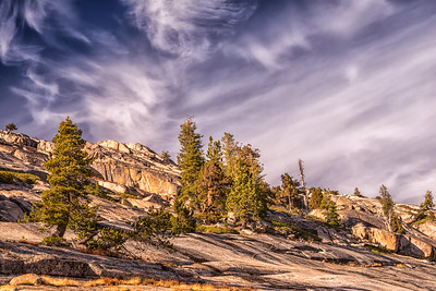 Tioga Pass Granite Face