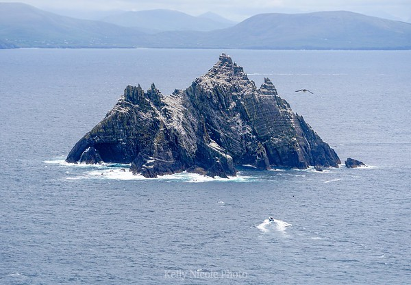 Little Skellig Island, Ireland UK