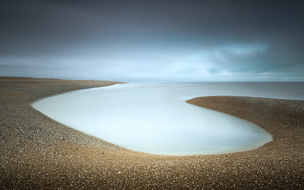 Dungeness Beach Minimalism