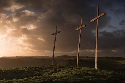 Folkestone crosses