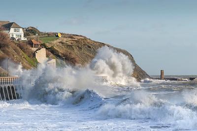 Folkestone Storm Eleanor
