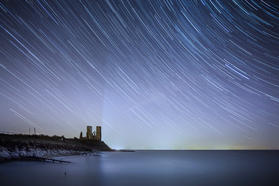Reculver & The Celestial Equator.