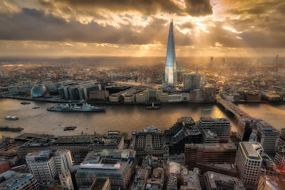 London from the Sky Garden