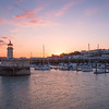 Ramsgate Harbour Sunset