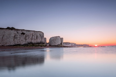 Botany Bay at Sunset