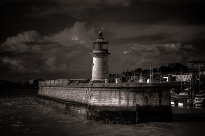 Ramsgate lighthouse