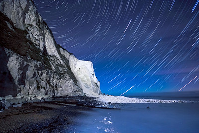 White Cliffs Star Trails