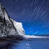 White Cliffs Star Trails