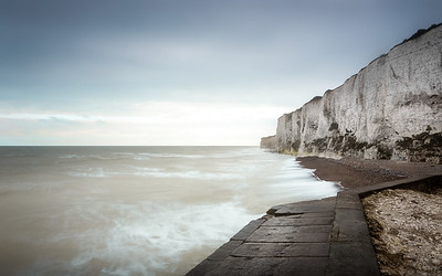 White Cliffs at Kingsdown