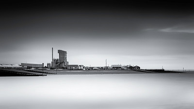 Whitstable in Monochrome