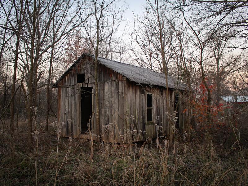 Cabin - Cherokee County, OK