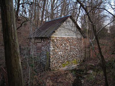 Boudinot Spring house - Cherokee County, OK