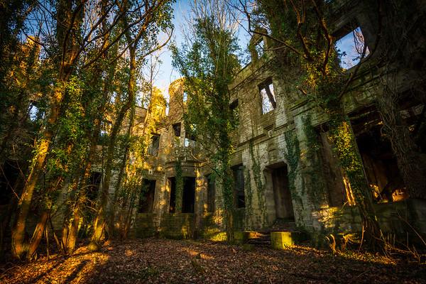 Buchanan Castle Ruins