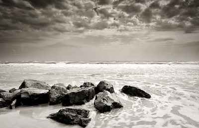 Sepia Shore