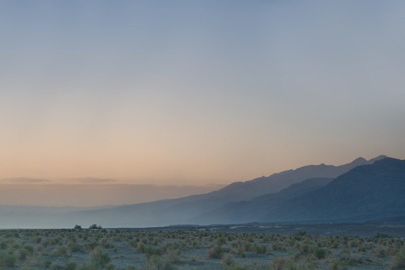 Quite Desert - May 2018