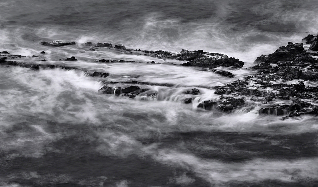 Shore Rocks at Abalone Ove