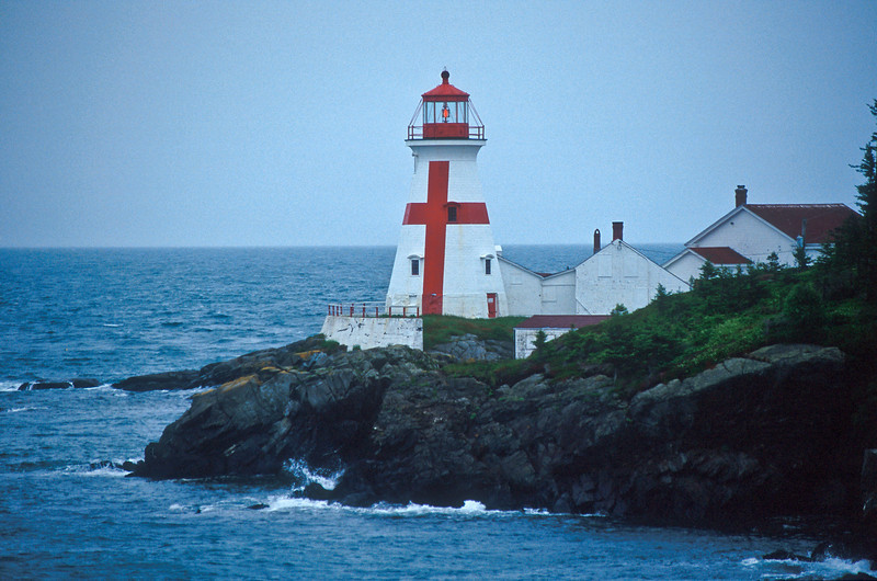 LH007<br /> East Quoddy Light, NB, Canada
