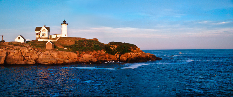 LH009<br /> Nubble Panoramic<br /> York Maine