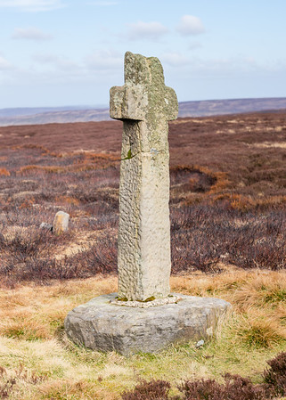 Old Ralph's Cross - Blakey Ridge North York Moors UK 2020