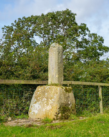 High Cross - Appleton le Moors North York Moors UK 2020