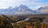 Snake River Overlook. Grand Teton NP