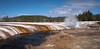 Cliff Geyser Panoramic