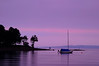 SEA013<br /> The Harbor at Dawn<br /> Belfast, Maine