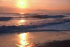 SEA014<br /> Winter Sunrise<br /> Atlantic Ocean at Well, Maine