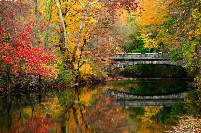 FC 001<br /> Yantic River Bridge<br /> Yantic section of Norwich, Connecticut