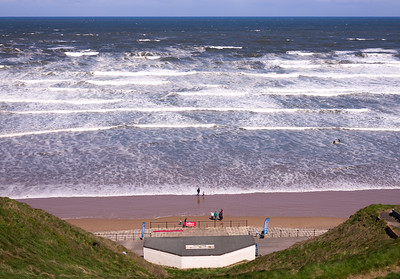 Seascape - Saltburn-by-the-Sea North Yorkshire UK 2016