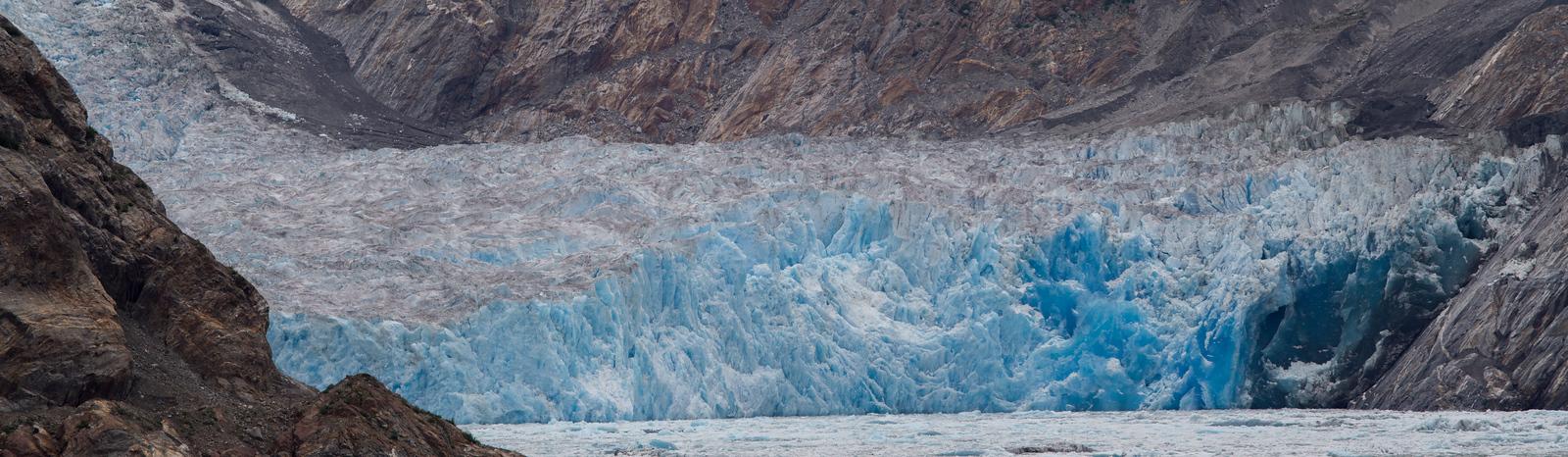 Sawyer Glacier Panorama