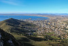 Signal Hill, city bowl to West Coast view from Lion's Head