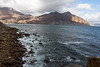 Swirling turquoise Seas, Shoreline, Sentinel, Hout Bay to Chapmans Peak