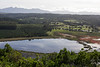 Mountain Range to farmlands & forests, rolling hills & lake,tranquil, Garden Route, Sedgefield