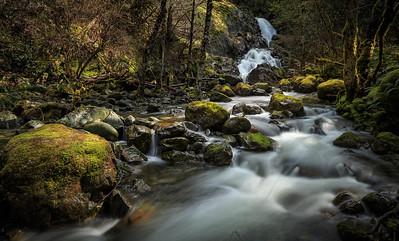 The Sooke Potholes -1