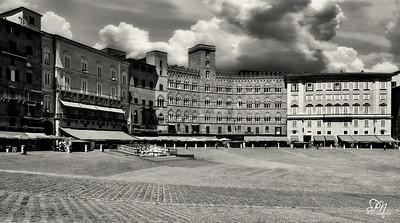Piazza del Campo, Siena-1