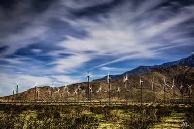 Wind Mills of Palm Springs