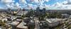 Panorama of Sacramento Skyline