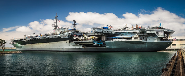 USS Midway and Museum