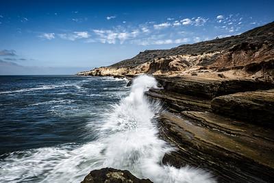 San Diego Coasline