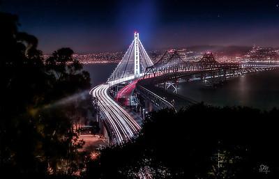Bay Bridge new span