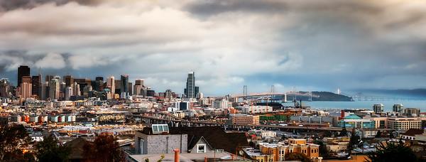 Morning in San Francisco