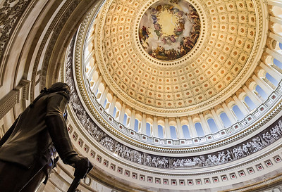 The Rotunda at the United States Capitol