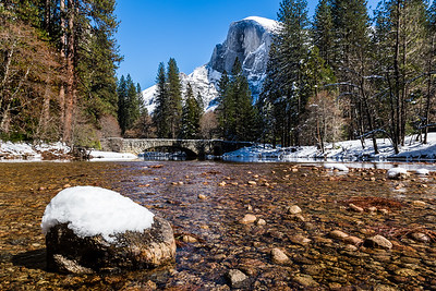 Winter in Yosemite-7