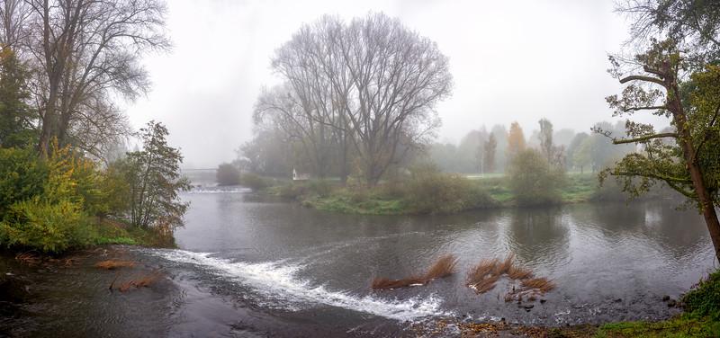 River Lahn, Naunheim-Wetzlar
