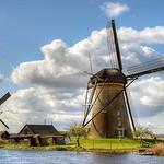 Kinderdijk, Holland, 2012