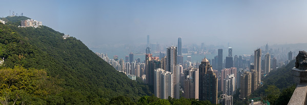 Panorama from the Peak