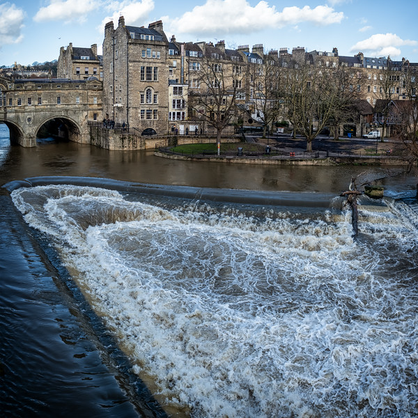 Angry in Bath