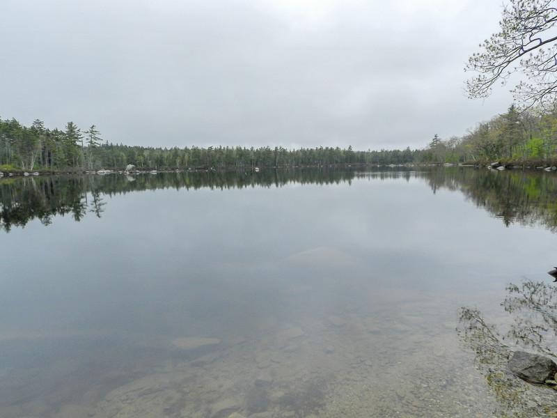 Tunk Lake, Franklin ME