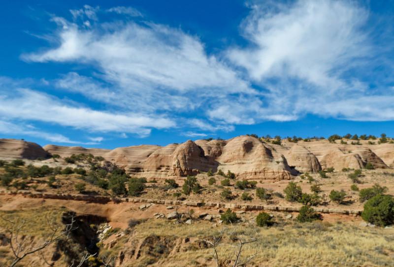 Church Rock Trail, Red Rocks Park, Gallup NM